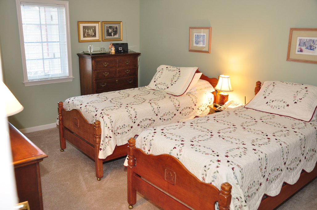 Moravian Village - Bedroom