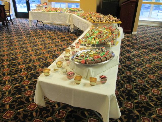 Moravian Village - Sweets