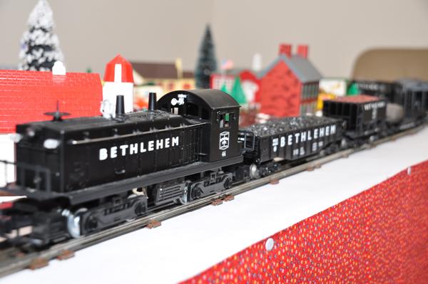 Moravian Village - Bethlehem Train