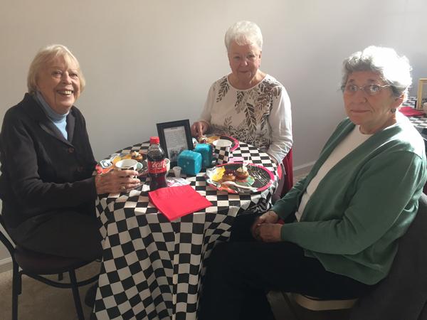 Moravian Village - Senior Group