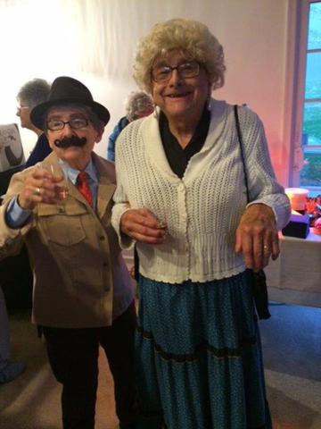 Moravian Village - Halloween