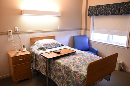 Memory Care Room